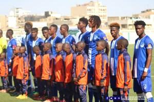 AS Pikine vs Dakar Sacré-Cœur / Équipe DSC