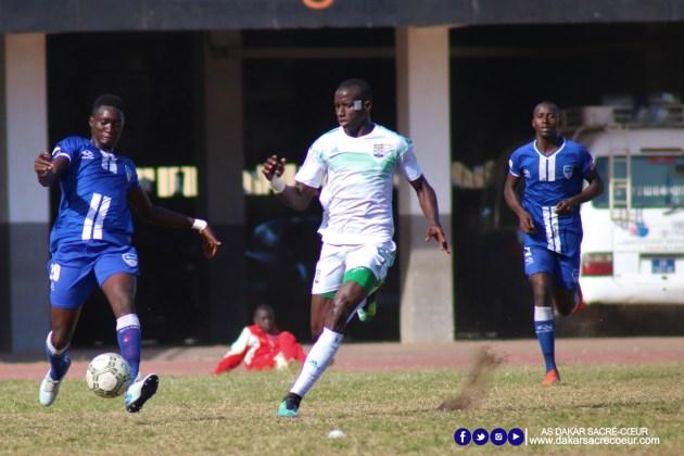 Dakar Sacré-Cœur vs ASC Jaraaf / Mohamed Diop