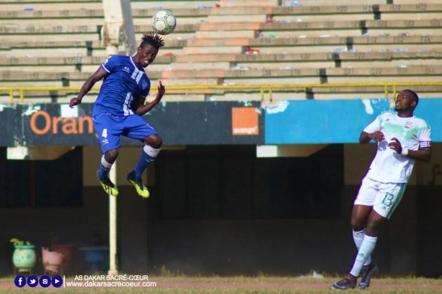 Dakar Sacré-Cœur vs ASC Jaraaf / Pape Alé Wade
