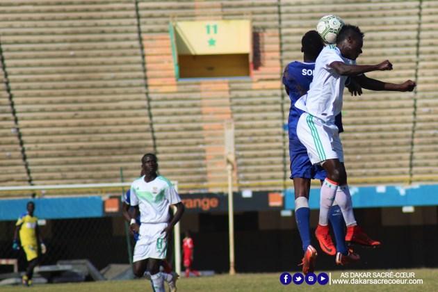 Dakar Sacré-Cœur vs ASC Jaraaf / Ibrahima Sonko Traoré
