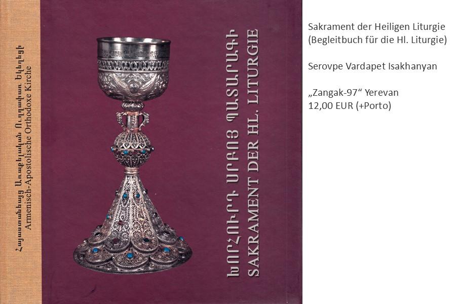Sakrament der Heiligen Liturgie
