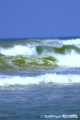 #DakhlaRovers # Ocean