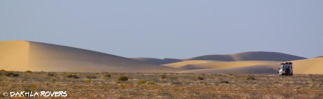 #DakhlaRovers #desert dunes #Sahara