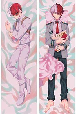 My Hero Academia Shoto Todoroki Dakimakura 150x50cm