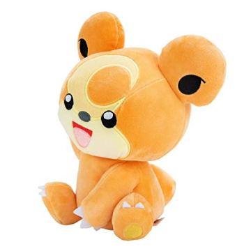 Pokemon Plüsch Teddiursa 20cm seitlich