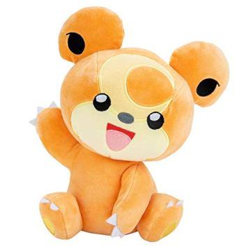 Pokemon Plüsch Teddiursa 20cm ohne