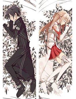 Kirito and Asuna Sword Art Online Dakimakura 150x50cm