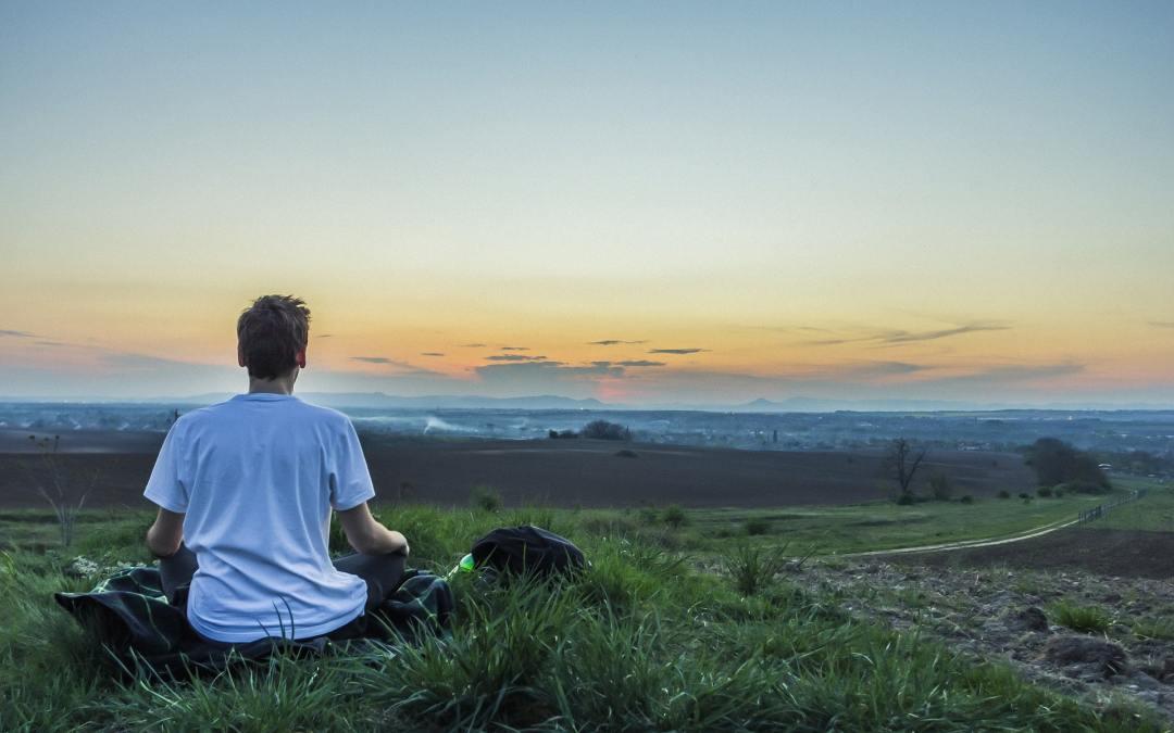 Courte méditation puissante