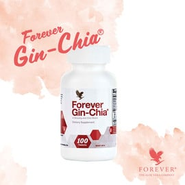 Essaie Forever Gin-Chia®!