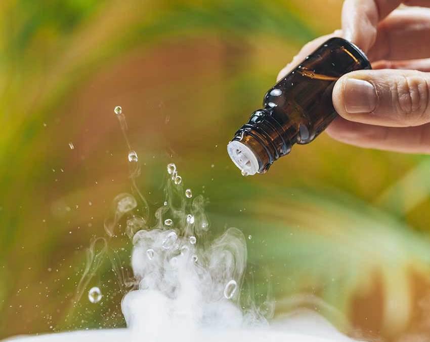 Aromathérapie: bien-être pour le corps et l'esprit
