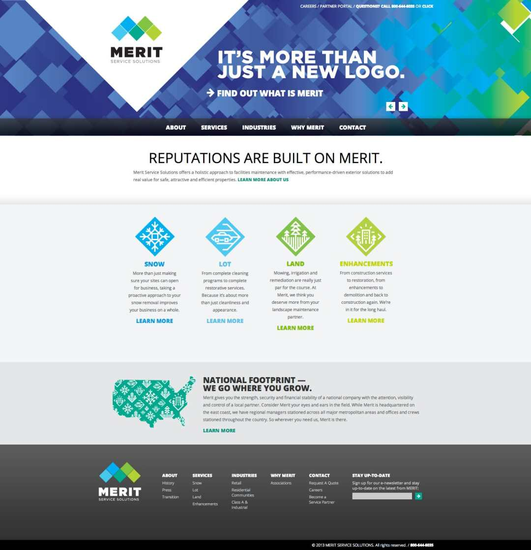 MERIT Home Page
