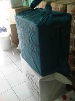 Packing Karung