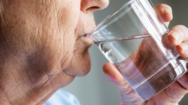 dehydration elderly