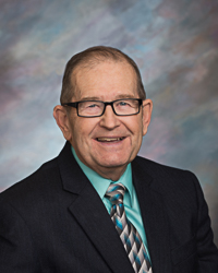 Rep. Roger Hunt, R-25/Brandon