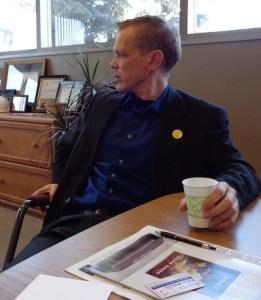 Mayor Sam Kooiker, Rapid City, South Dakota