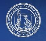 SDHSAA Logo