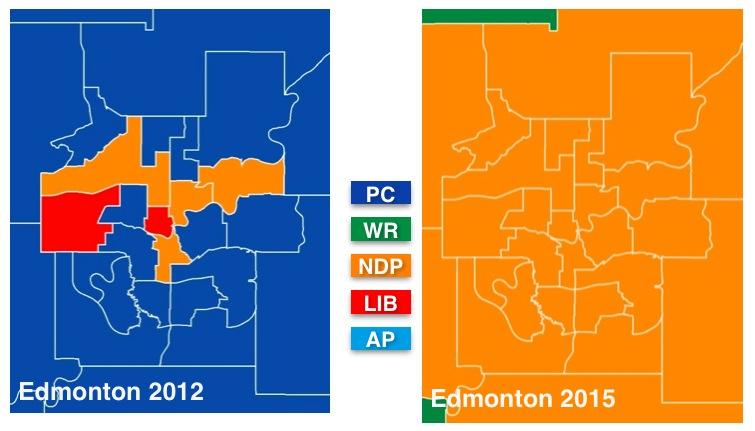 Edmonton Party Shift 2012-2015