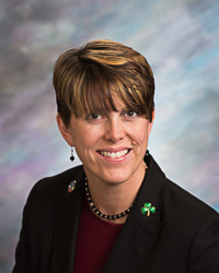 Democratic State Rep. Paula Hawks, 2016 U.S. House candidate