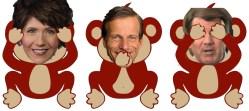 Noem Thune Rounds Monkeys