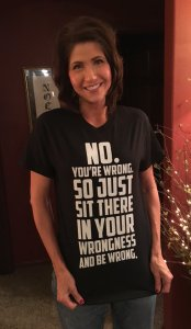 Rep. Kristi Noem, Facebook photo, 2015.12.25