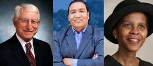 Democrats Saba, LaPlante, and Hart