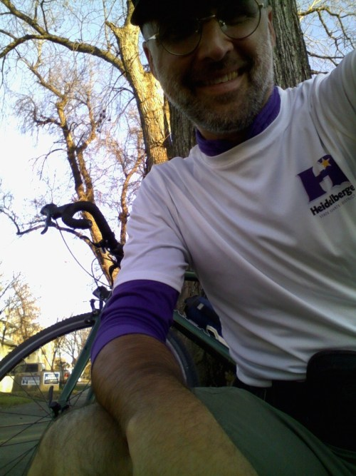 CAH campaign bike