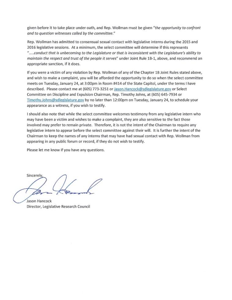 LRC to Interns invite testify 20170119p2