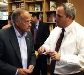 Steve King and Dan Lederman