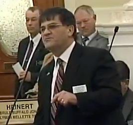 Senator Al Novstrup