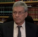 Lawrence County State's Attorney John Fitzgerald. Screen cap from KOTA-TV, 2017.03.16.