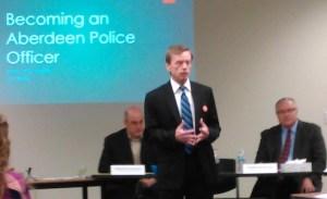 Mayor Mike Levsen, Aberdeen, SD