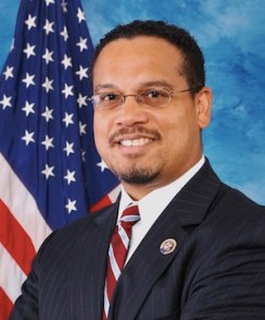 Rep. Keith Ellison (D-Minn), coming to Sioux Falls April 29!