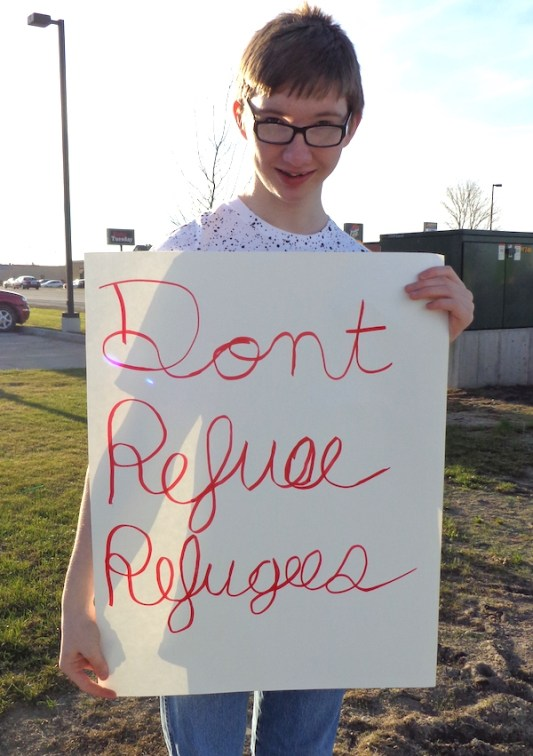 Don't Refuse Refugees