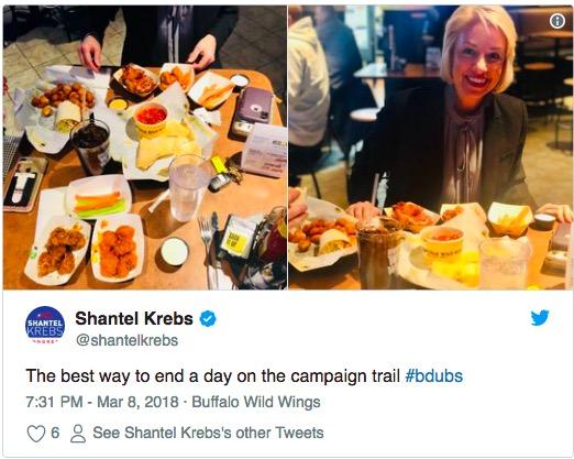 Krebs Says Mitchell Taco Johns Gave Her Food Poisoning Dakota
