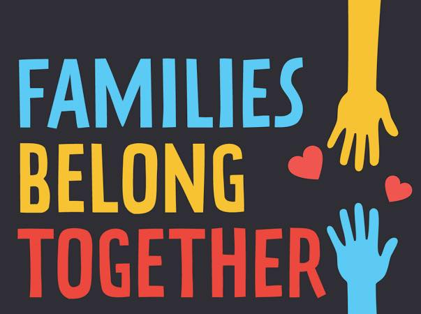 Wear White to Families Belong Together Rallies in Aberdeen