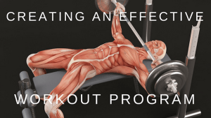 Effective workout bench press