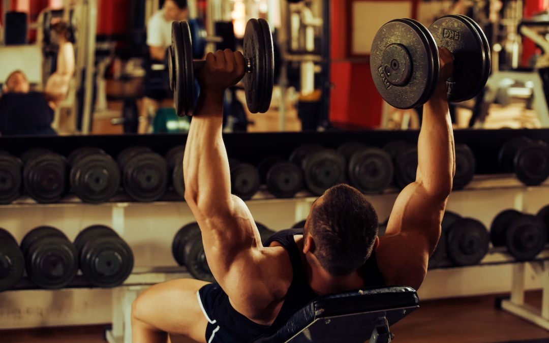 3 Super Effective Dumbbell Exercises for Chest