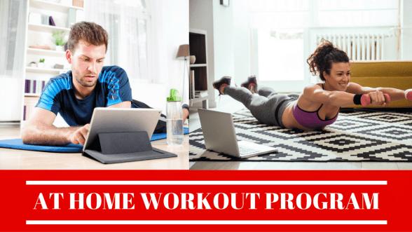 Start Up Exercise Program