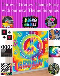 Theme Party Supplies