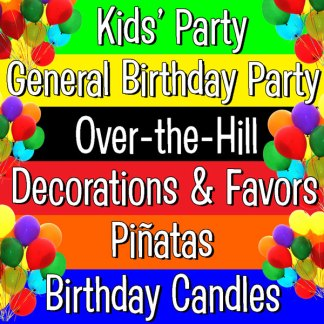 Dakota Party Supplies For All Occasions