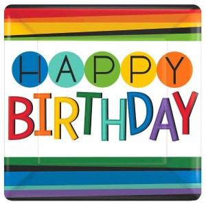 General Birthday and Milestone