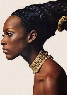 Naomi Sims Vogue