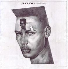 Grace Jones My Jamaican Guy Fan Art