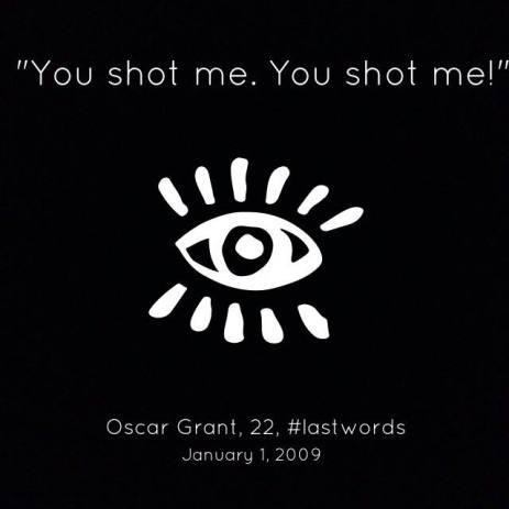 #OscarGrant #LastWords #HandsUpDontShoot #NMOS14