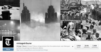 Vintage Tribune