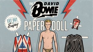 David Bowie: Paper Dolls
