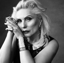 Debbie Harry by Viktor Demarchelier