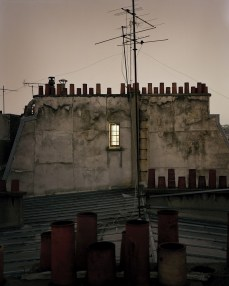 Over Paris photography by Alain Cornu