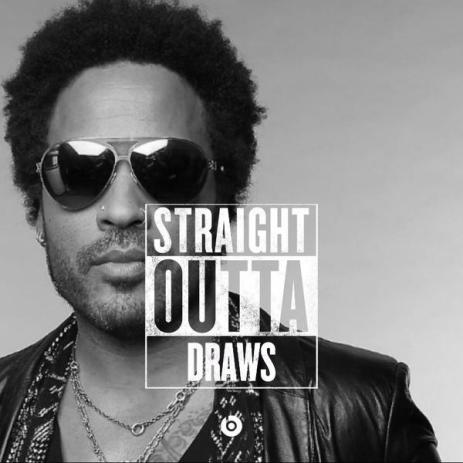 Lenny Kravitz Straight Outta Draws