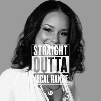 StraightOutta Vocal Range